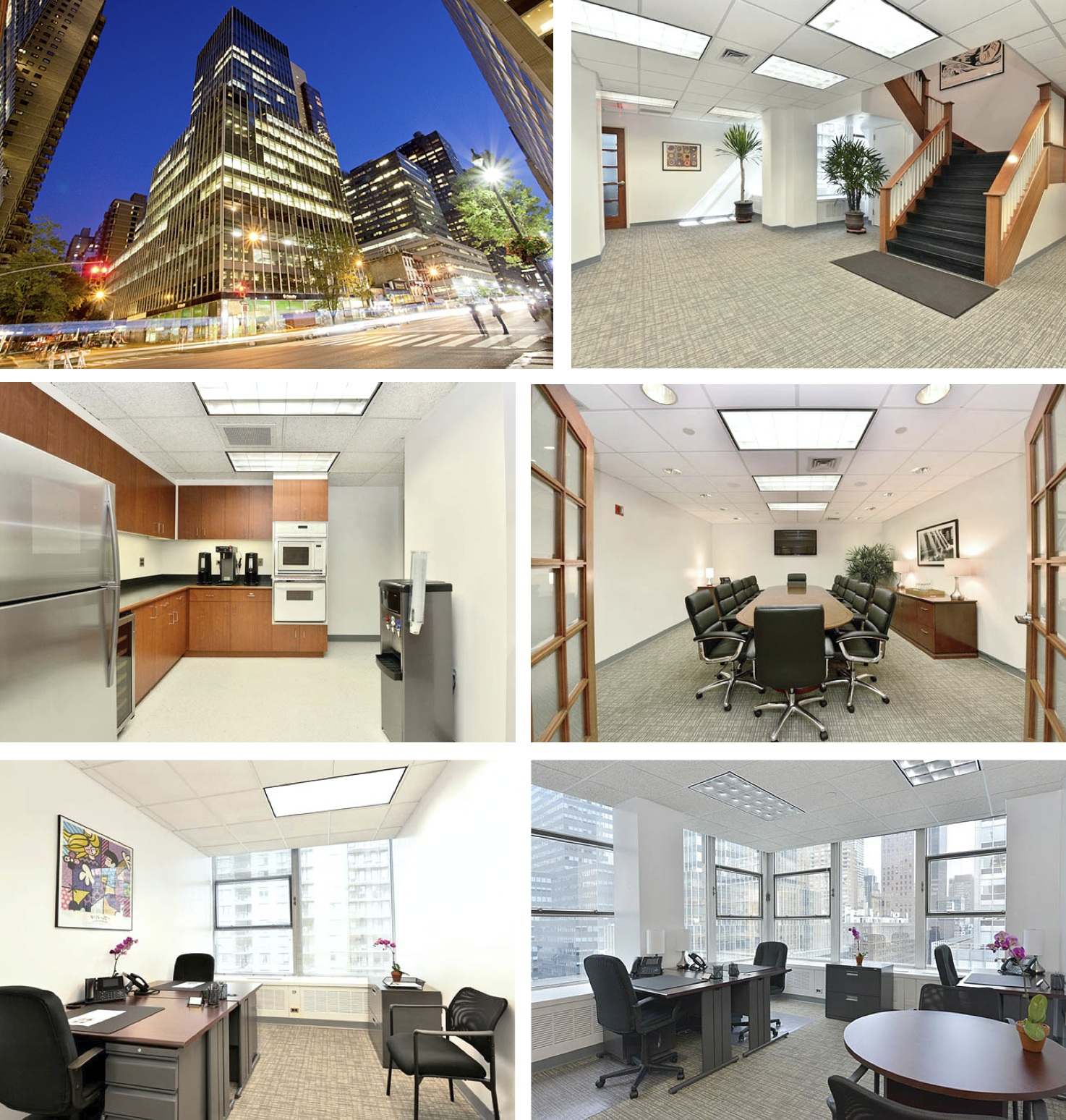 Coworking wiki / Coworking @ NYC Office Suites - 733 3rd Ave @ 44th ...
