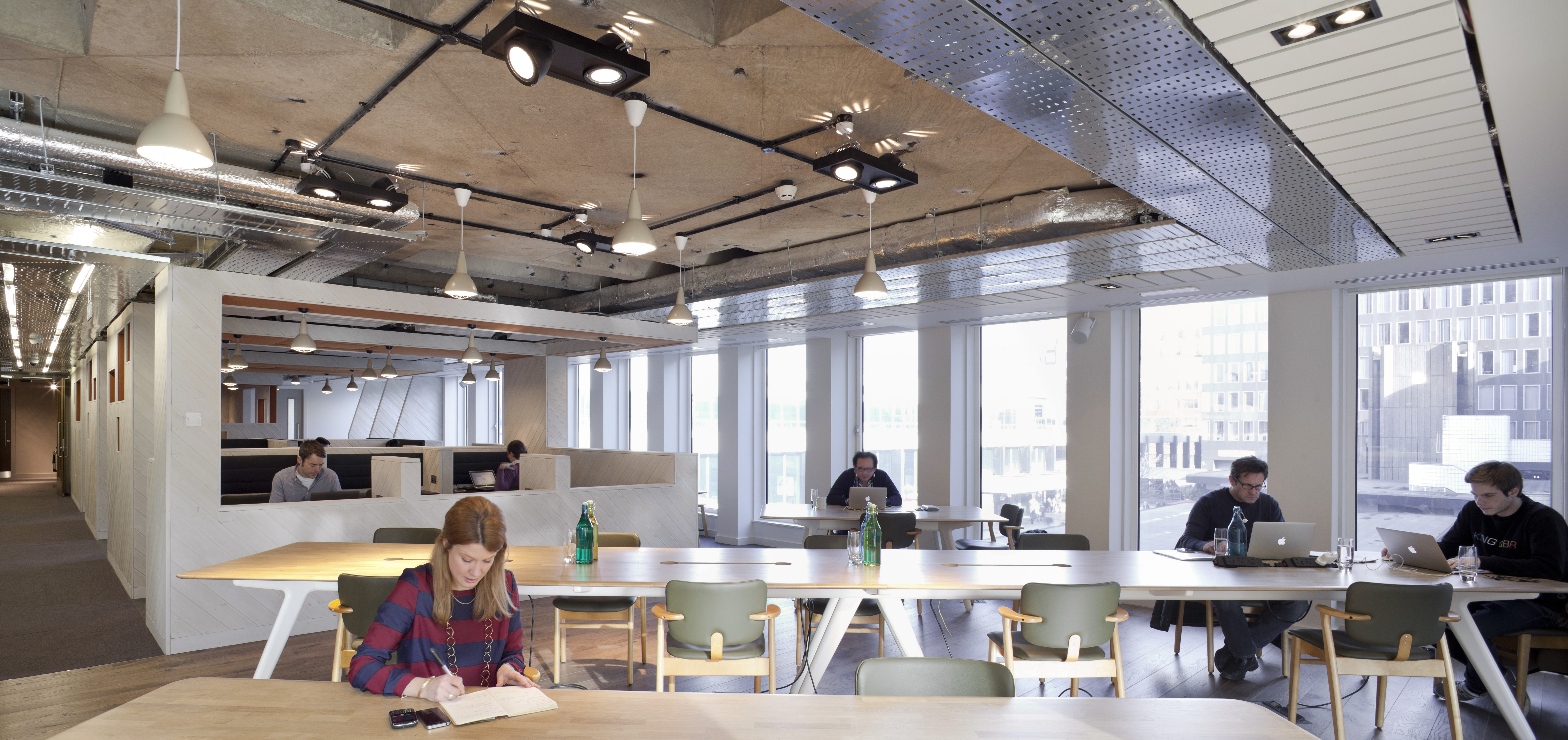 Gallery of fun and flexible office design by bbfl